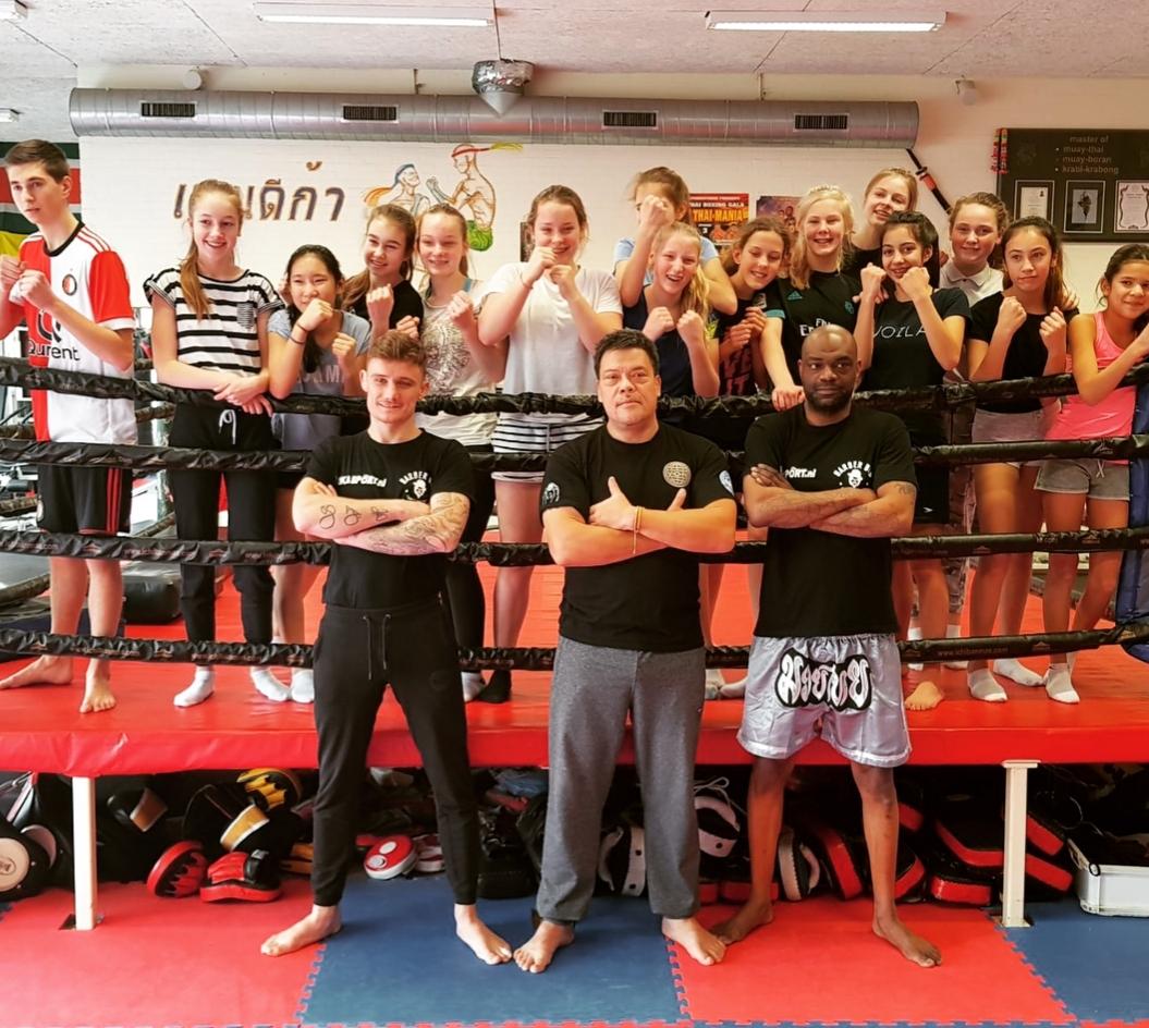 Sportieve workshops Rotterdam